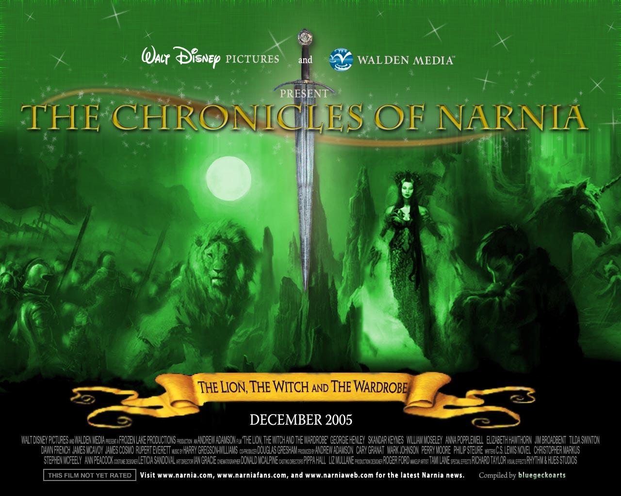 NarniaFans.com :: Narnian Fan Section :: Wallpaper