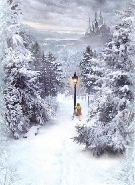 Beautiful Narnia The Lion The Witch And The Wardrobe Painting