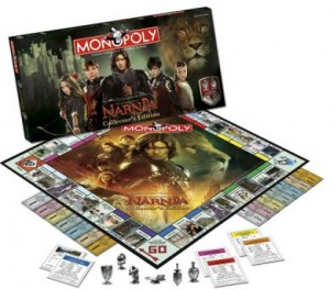 The Chronicles of Narnia: Prince Caspian Monopoly