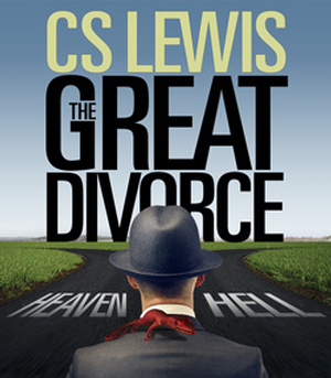 a review of the great divorce by cs lewis Finally, in, the great divorce, lewis himself takes a fantasy bus ride through purgatory with george macdonald as his guide the.